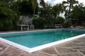 Nothing like a backyard pool