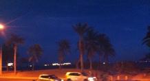Kingston waterfront at dusk
