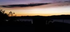 Sunset from Gloria's