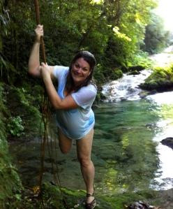 Playing Tarzan
