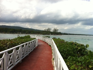 Bahia Principe resort, Jamaica